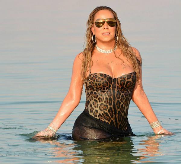 A cantora Mariah Carey  (Foto: Instagram)