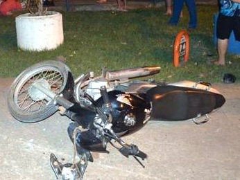 Jovem de 17 anos morreu em acidente em Sorriso (Foto: MT Notícias)