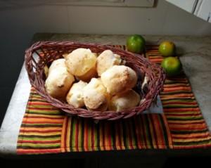 Biscoito de Polvilho (Foto: Rio Sul Revista)
