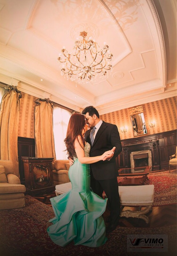 Ex-BBB Cezar Lima vai casar em castelo de Curitiba com a pecuarista Caroline Zoller. Cerimônia para 100 convidados está avaliado em R$ 200 mil                  (Foto: Fernando Mendonça/Divulgação)