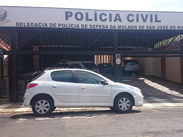 Delegacia de Defesa da Mulher de Rio Preto (Foto: Renata Fernandes/G1)