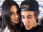 Moreno, Justin Bieber se diverte com Kendall Jenner e Hailey Baldwin