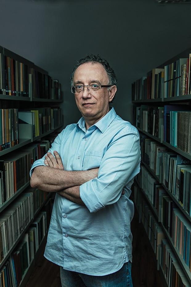 EUROCOMUNISTA O cientista político Marco Aurélio Nogueira. Para eles, as divergências entre PT e PSDB foram artificialmente ampliadas (Foto: Filipe Redondo/ÉPOCA)