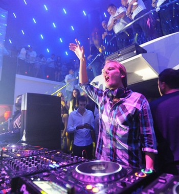 DJ Avicii (Foto: Divulgação)
