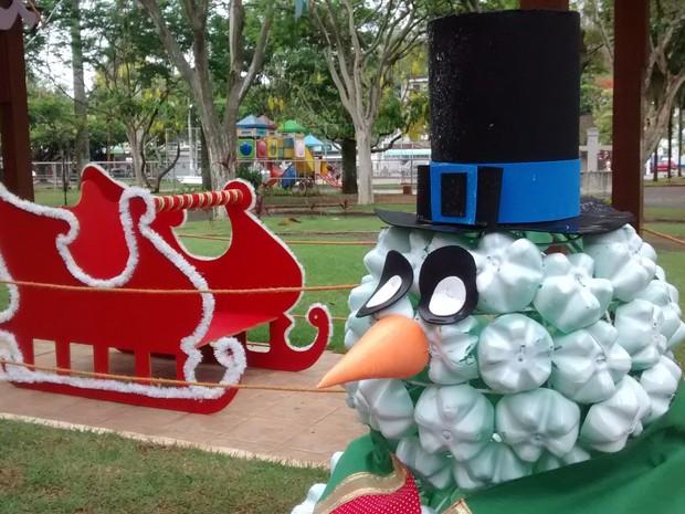 Natal em Conceição de Macabu (Foto: Monalisa Fagundes/Diulgação)