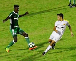 Martins Pereira Palmeiras x Criciúma Copa do Brasil sub-20 (Foto: Danilo Sardinha/GloboEsporte.com)