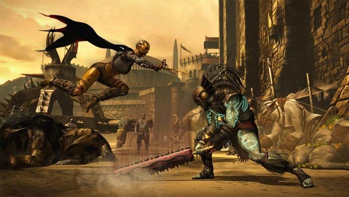 Mortal Kombat X (Foto: Divulgação/Warner) (Foto: Mortal Kombat X (Foto: Divulgação/Warner))