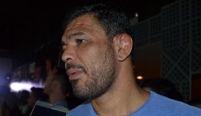 Rodrigo Minotauro Face to Face (Foto: João da Mata)