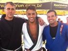 André, candidato da casa de vidro do 'BBB 13', é faixa marrom de jiu-jitsu