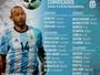 Bauza chama atacante do River Plate para substituir Messi nas eliminatórias
