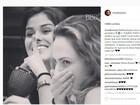 Ex-BBB Munik deseja feliz aniversário para Ana Paula: 'Tudo de melhor'