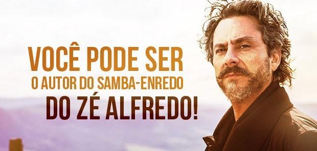 Concurso samba-enredo Zé Alfredo (Foto: Gshow)