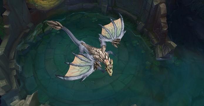 League of Legends: Dragão das Nuvens oferece mais velocidade de movimento a equipe que o derrotar (Foto: Reprodução/Blog of Legends) (Foto: League of Legends: Dragão das Nuvens oferece mais velocidade de movimento a equipe que o derrotar (Foto: Reprodução/Blog of Legends))
