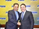 Pedrinho Barreto é nomeado como o novo presidente do PSDB em Sergipe