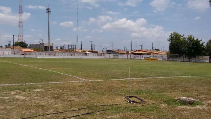 estádio Ariston Azevedo (Foto: Josafá Neto)