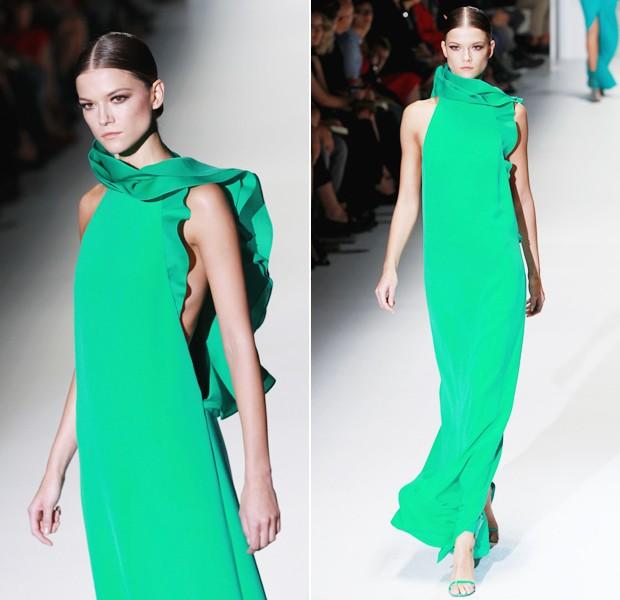 Gucci, verão 2013 (Foto: Getty Images)