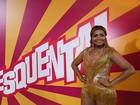 Gabi Amarantos é atração no Esquenta especial deste domingo (01)