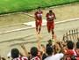 Prova de arrancada: CRB se inspira no último jogo para pegar o Bragantino