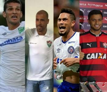 Campeonato Baiano 2017 (Foto: Arte / GloboEsporte.com)