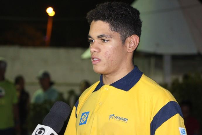 Caio Silvestre (Foto: Francisco Filho)