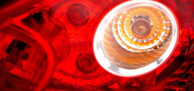 Conjunto de luzes traseiro (Foto: Shutterstock)