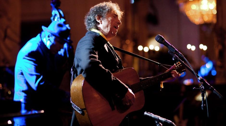 Bob Dylan ganhou o Prêmio Nobel de Literatura em 2016 (Foto: Pete Souza)