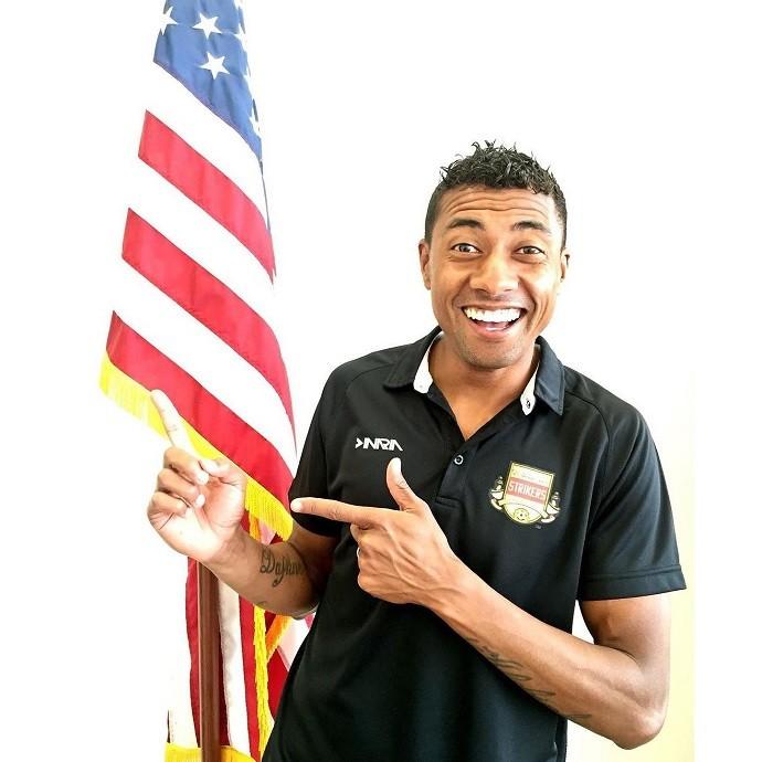 BLOG: Campeão mundial com a Seleção, Kléberson se torna cidadão dos EUA
