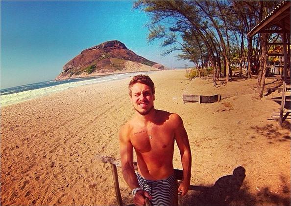 Raphael Sumar (Foto: Reprodução/Instagram)