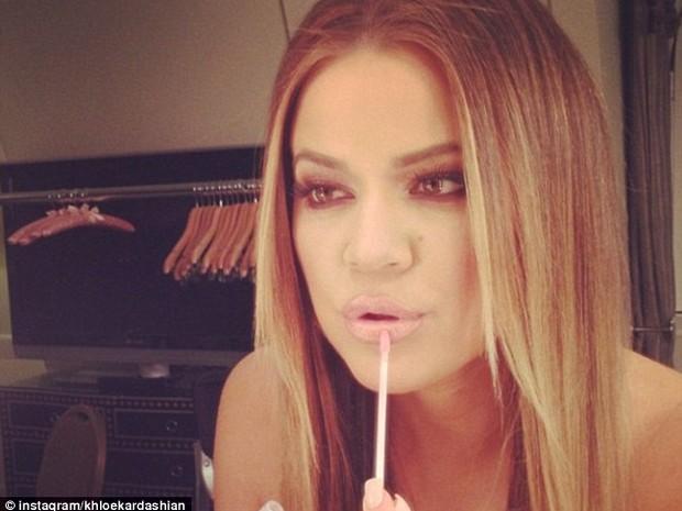 Khloe Kardashian (Foto: Reprodução Instagram)