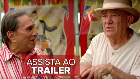 'Os Saltimbancos Trapalhões – Rumo a Hollywood' ganha o 1º trailer; assista