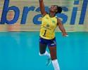 Procurada por Zé, Fabiana não muda decisão de aposentadoria da seleção