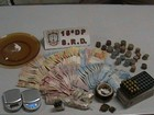 Polícia do DF prende três homens por tráfico de drogas em Ceilândia