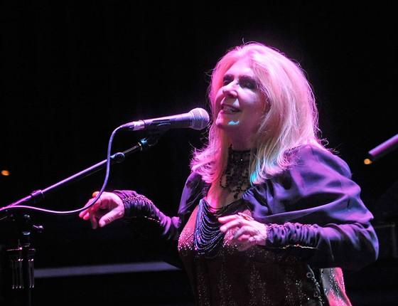 Annie Haslam,cantora (Foto:  Bobby Bank/WireImage)