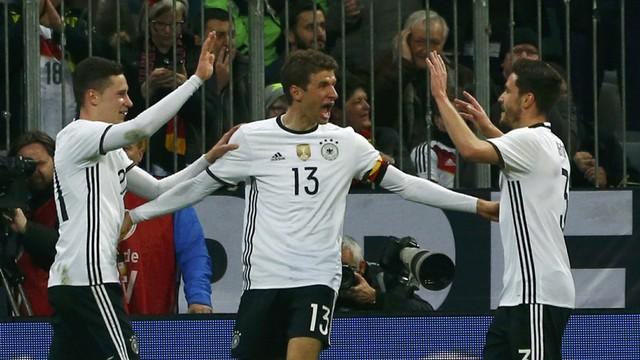 Alemanha x Itália - Amistosos 2016 - Ao vivo - globoesporte.com d4876dab7e3d0