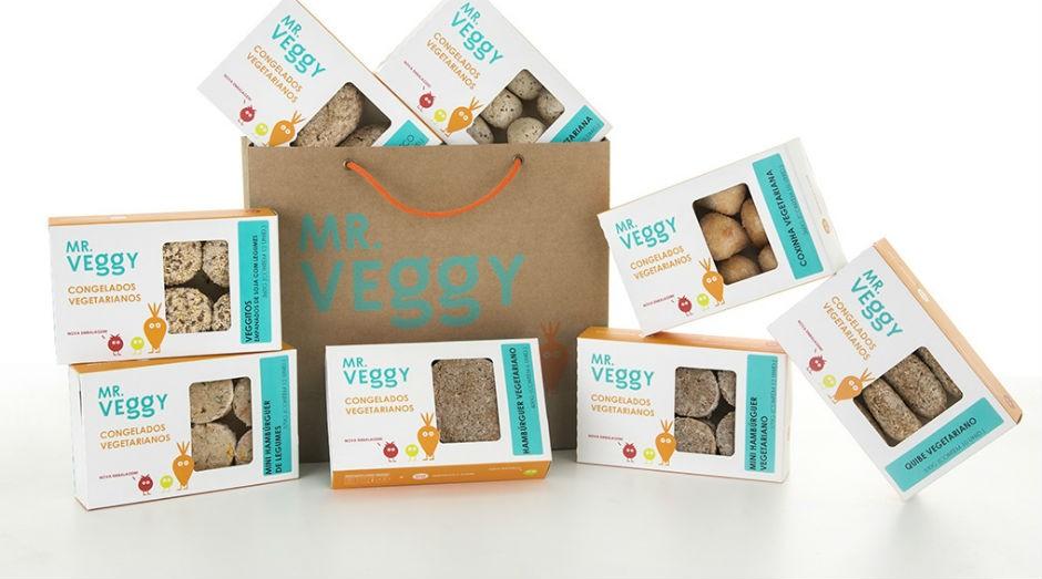 Empresa oferece variadas opções vegetarianas e veganas.  (Foto: Divulgação)
