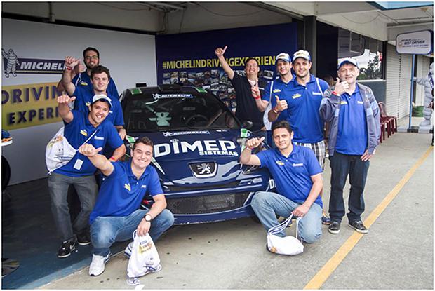 Michelin Driving Experience (Foto: Michelin)