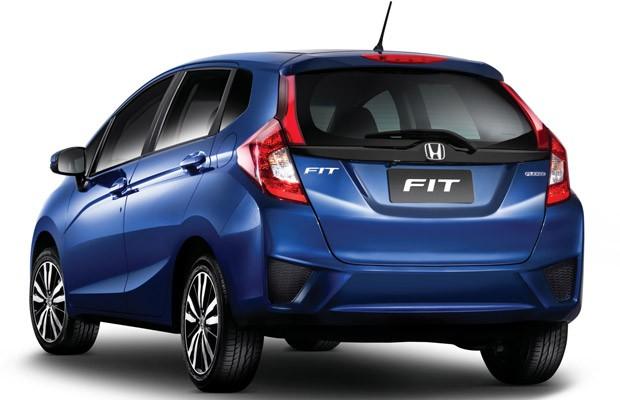 Novo Honda Fit (Foto: Divulgação)