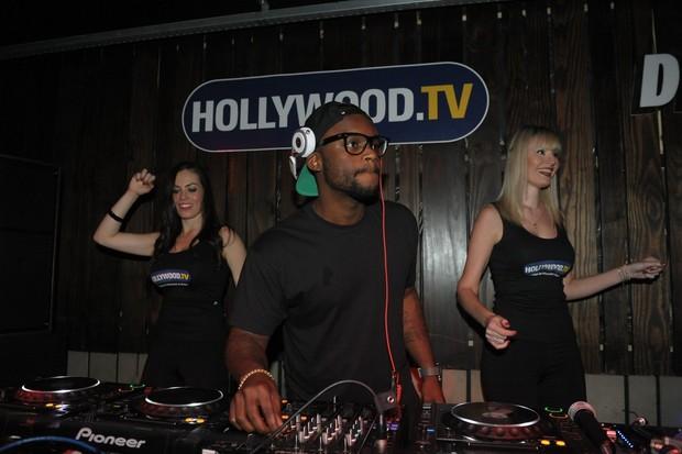 DJ Tay James (Foto: Francisco Cepeda/Agnews)