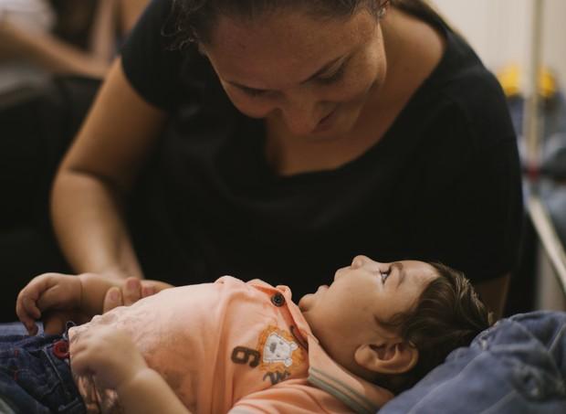 Laurineide (Foto: Helder Tavares/Ed. Globo)