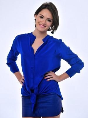 Isabelle Drumond (Foto: TV Globo/João Miguel Júnior)