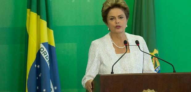 OAB cria comissão para decidir se pede impeachment de Dilma ao Congresso