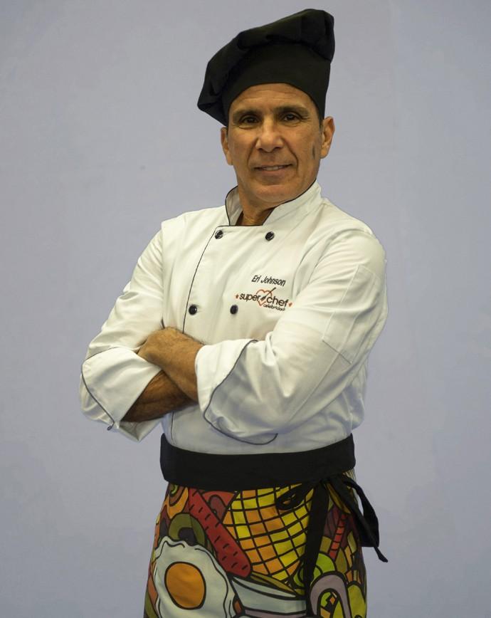 Eri Jonhson deixa o 'Super Chef 2016' (Foto: TV Globo)