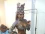 Liziane Gutierrez pede cerca de R$ 144 mil em ação contra Chris Brown