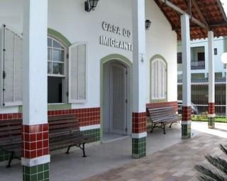 A Casa do Imigrante guarda um acervo dos italianos que colonizaram Porto Real (Foto: Reprodução/ TV Rio Sul)