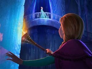 Cena de Frozen, animação da Disney (Foto: Divulgação)