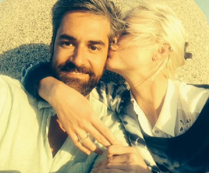 A top se casou com o advogado Augusto Botelho em 2015 (Foto: Arquivo Pessoal)