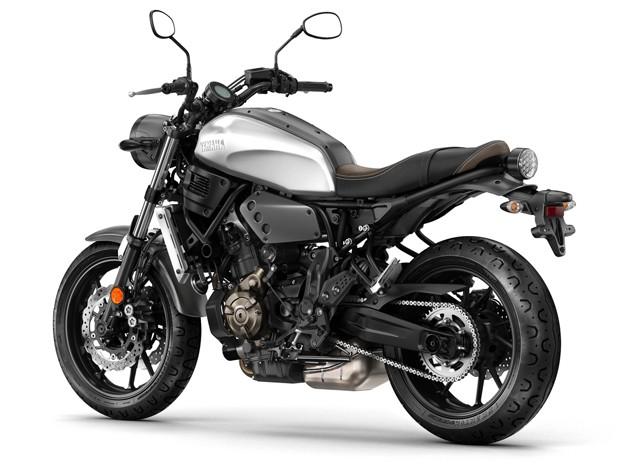 Yamaha XSR700 (Foto: Divulgação)