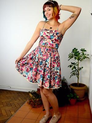 A youtuber Luisa Clasen, do canal Lully de Verdade (Foto: Divulgação/Carol Guido)