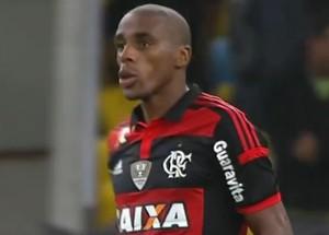 Marcelo zagueiro Flamengo (Foto: Reprodução SporTV)