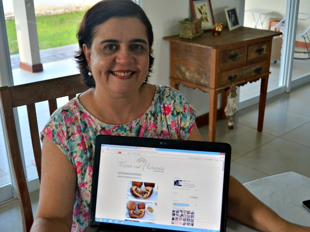 Patrycia Lopes Coelho  (Foto: Yuri Marcel/G1)